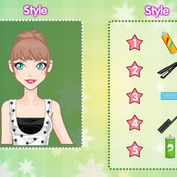 online hairdressing game